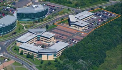 Thumbnail Business park for sale in Cobalt 3.3, Cobalt Business Park, Silver Fox Way, Newcastle Upon Tyne, Tyne & Wear