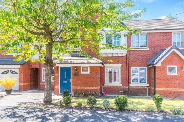 Thumbnail Semi-detached house for sale in Chelsfield Grove, Chorlton, Manchester, Greater Manchester
