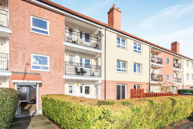 Thumbnail Flat for sale in Drumreoch Place, Glasgow
