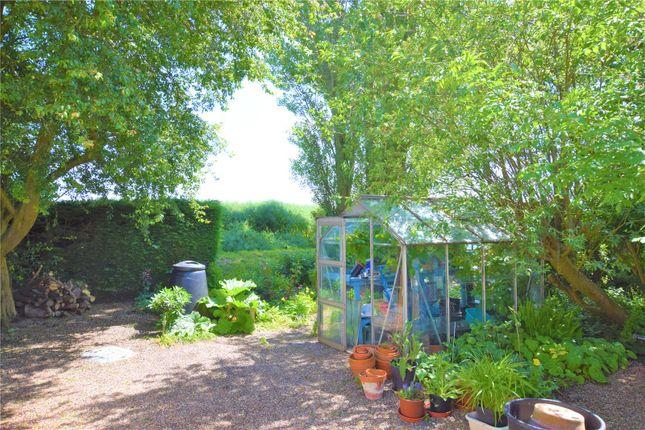 Garden of Beacon Way, Skegness, Lincolnshire PE25
