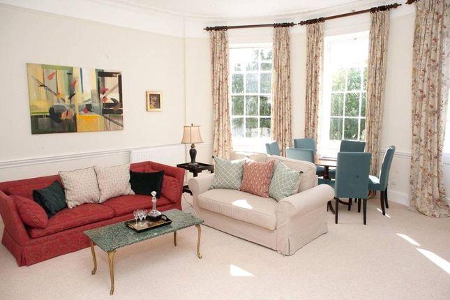 Thumbnail Flat to rent in Camden Crescent, Bath, Somerset