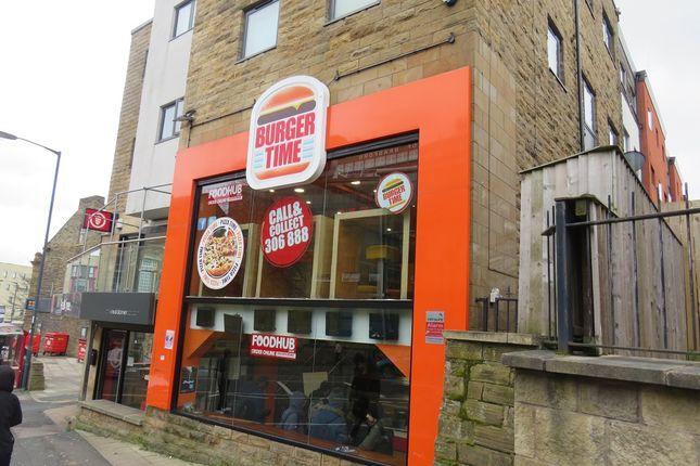Thumbnail Restaurant/cafe for sale in Great Horton Rd, Bradford