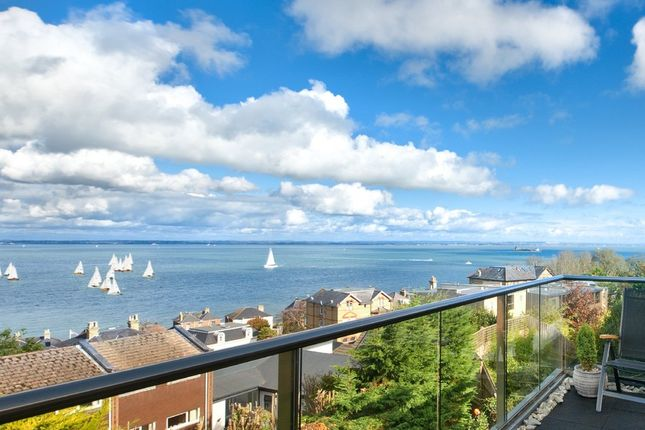 Thumbnail Detached house for sale in Nubia Close, Cowes