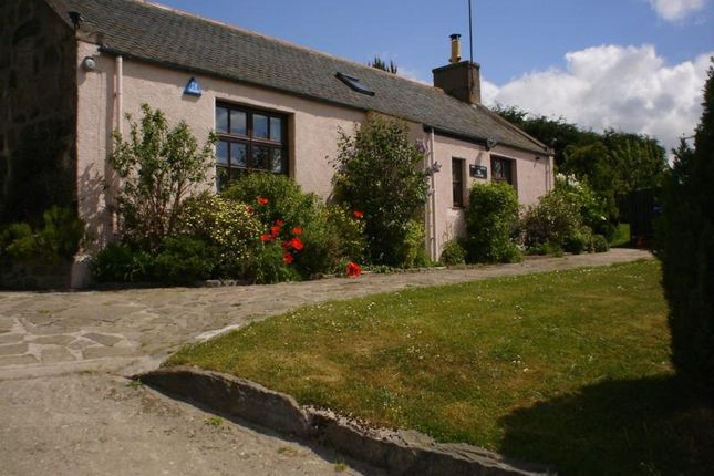 Thumbnail Cottage to rent in Mill Of Brux Cottage, Kildrummy, Alford