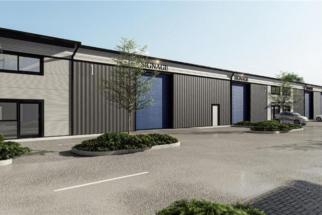 Thumbnail Light industrial for sale in Razorbill Court, Eagle Business Park, Harrier Way, Yaxley, Peterborough