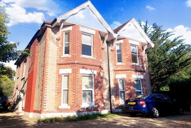 Thumbnail Flat to rent in Nelson Road, Bournemouth