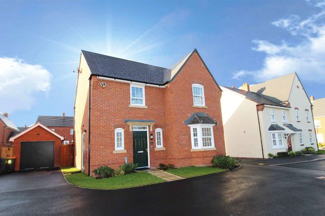 Thumbnail Detached house for sale in Bird Grove, Kempston, Bedford