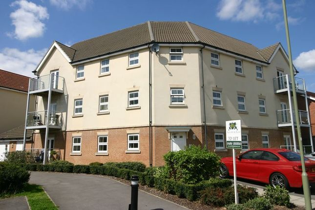 Thumbnail Flat to rent in Barfoot Road, Hedge End, Southampton