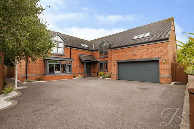 Thumbnail Detached house for sale in Albans Court, Forest Town, Mansfield