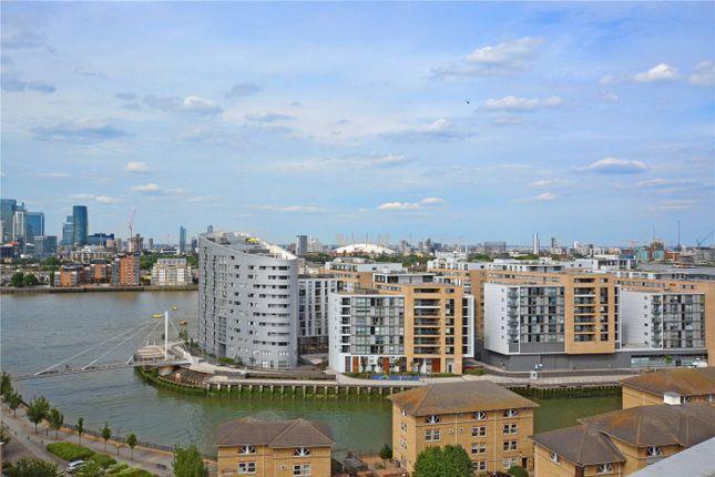Development of Canary View, 23 Dowells Street, Greenwich, London SE10