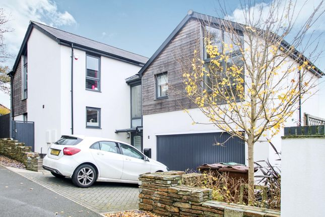 Thumbnail Detached house for sale in Looseleigh Park, Derriford, Plymouth