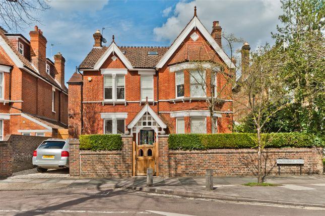 Thumbnail Detached house to rent in Holmesdale Road, Kew, Richmond, Surrey