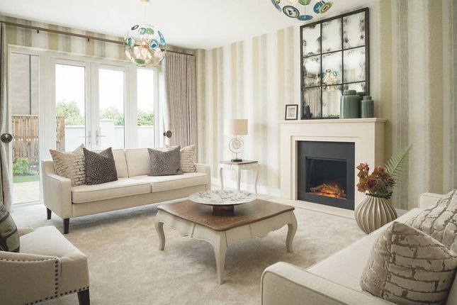 """Thumbnail Detached house for sale in """"Macrae"""" at Kirk Brae, Cults, Aberdeen"""
