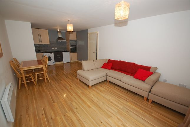 2 bed flat for sale in Lincoln Gate, 39 Red Bank, Manchester