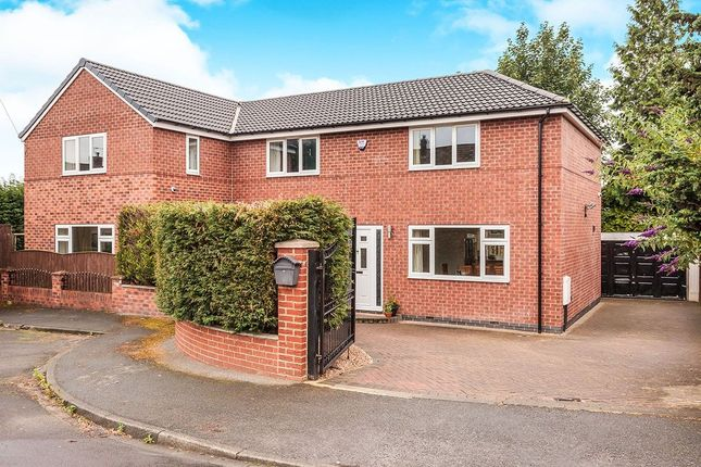 Thumbnail Detached house for sale in Mackie Hill Close, Crigglestone, Wakefield