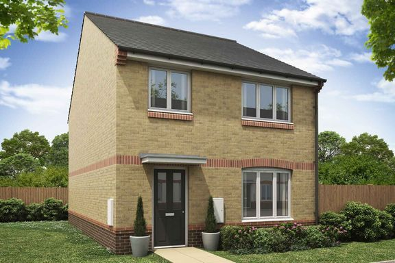Thumbnail Detached house for sale in Gale Way, Tiverton