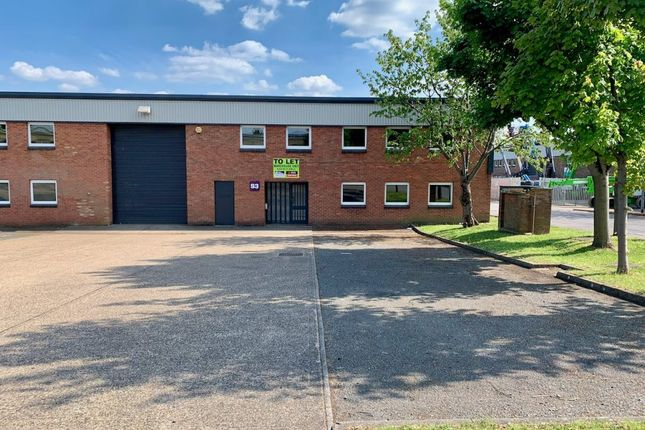 Thumbnail Industrial to let in Unit Cherrycourt Way, Leighton Buzzard