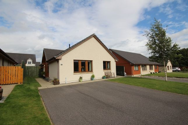 Thumbnail Detached bungalow for sale in 20 Essich Gardens, Holm, Inverness