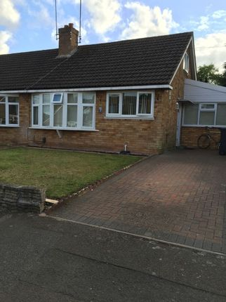 Thumbnail Bungalow to rent in Offa Drive, Kenilworth