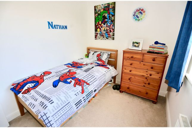 Bedroom Four of Potter Close, Willaston, Nantwich CW5