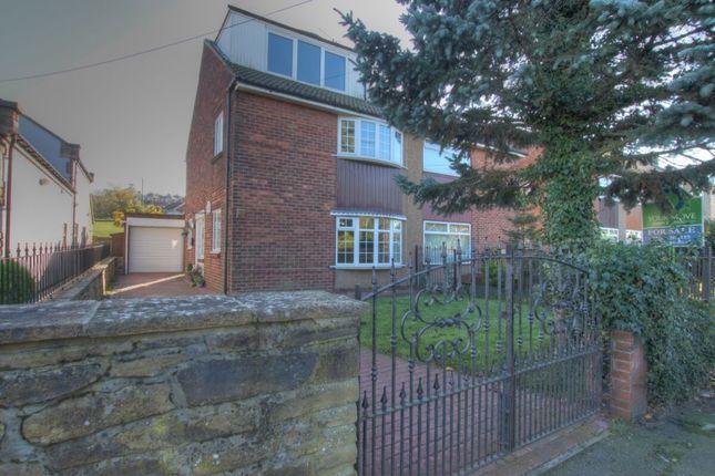 Thumbnail Semi-detached house for sale in Consett Road, Castleside, Consett
