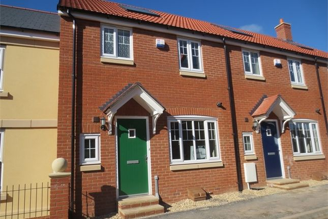 Thumbnail Terraced house to rent in Bartletts Elm, Langport