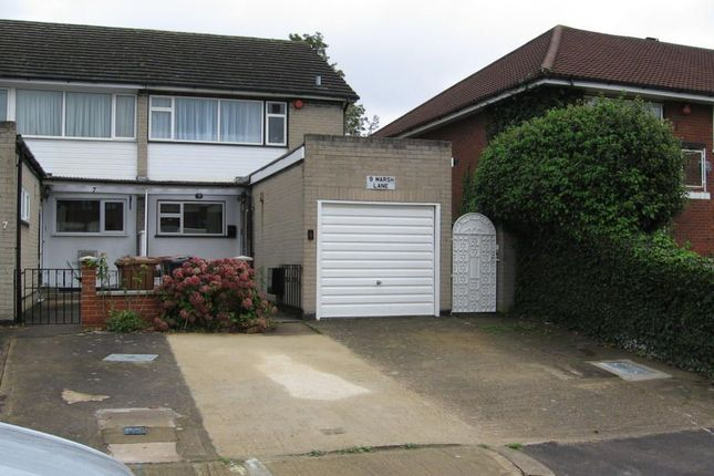 Thumbnail Semi-detached house to rent in Marsh Lane, Stanmore