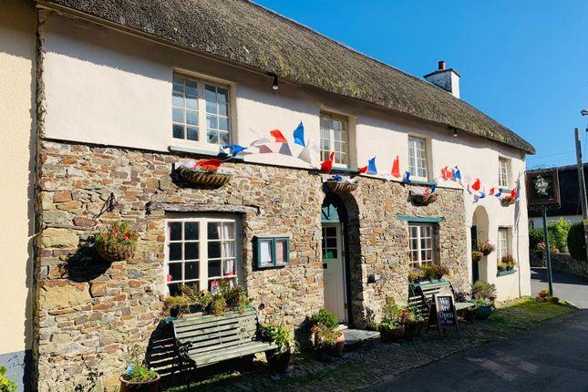 Thumbnail Pub/bar to let in Poplar Terrace, High Bickington
