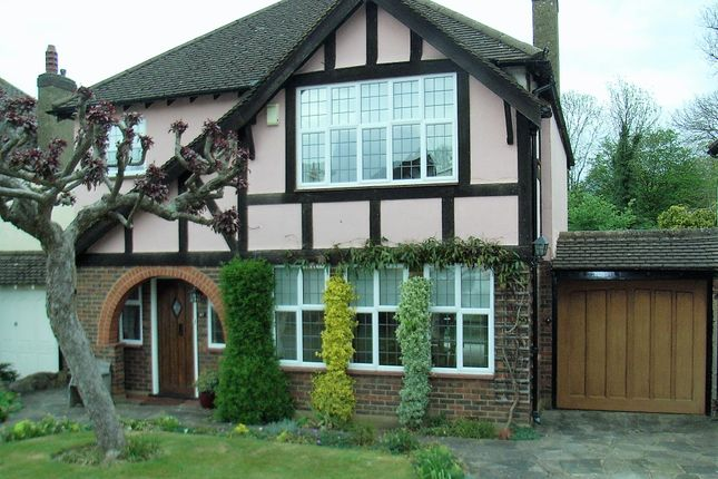 Thumbnail Detached house for sale in Pine Hill, Epsom