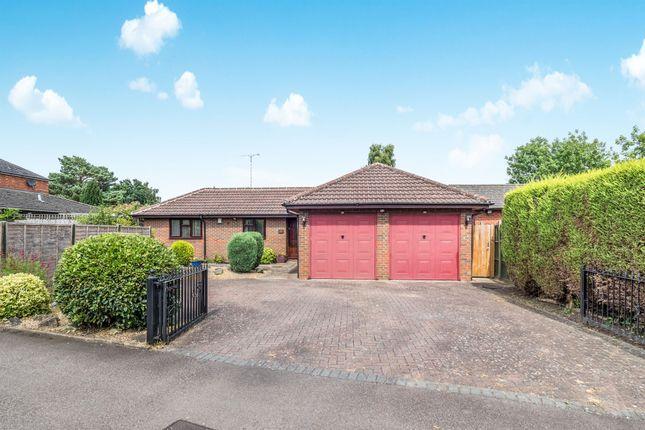 Thumbnail Detached bungalow for sale in Rouncil Lane, Kenilworth