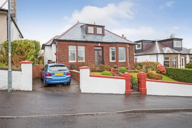 Thumbnail Bungalow for sale in Fox Street, Greenock, Inverclyde