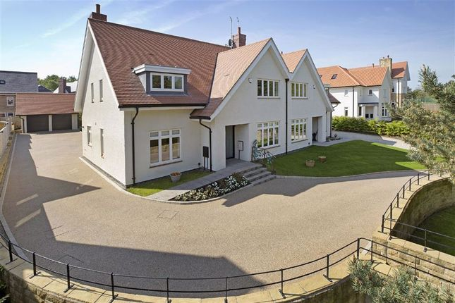 Thumbnail Semi-detached house for sale in Cornwall Road, Harrogate