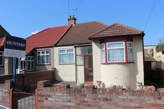 Thumbnail Bungalow to rent in Sydney Road, Abbey Wood, London