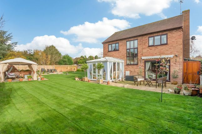 Thumbnail Detached house for sale in Walnut Close, Harvington, Evesham, Worcestershire