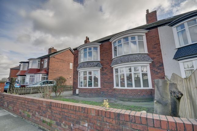 Thumbnail Semi-detached house to rent in Hawthorn Drive, Redcar