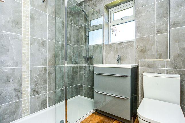 Shower Room of Tegfan, Belgrano, Conwy LL22