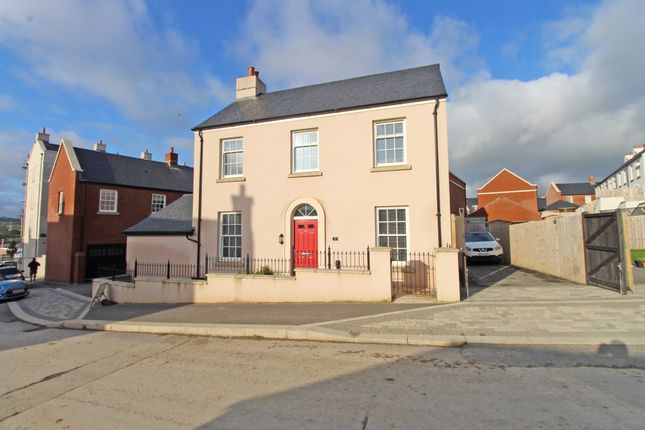 Thumbnail Detached house for sale in Pisces Street, Sherford, Plymouth, Devon