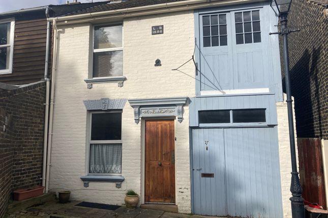 Thumbnail Terraced house to rent in Fielding Street, Faversham