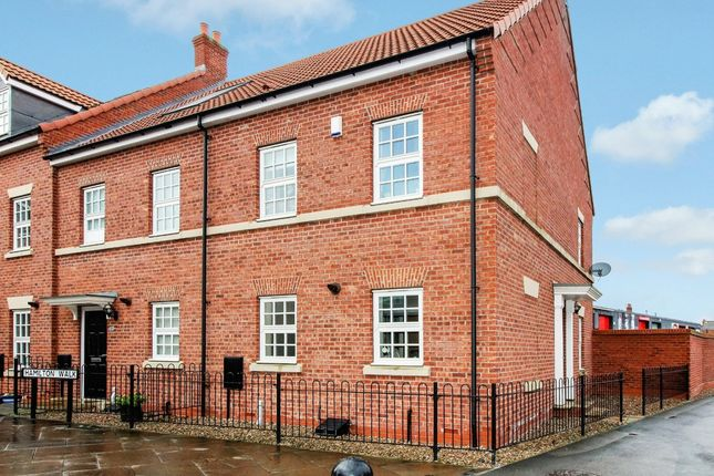 3 bed end terrace house for sale in St. Nicholas Road, Beverley