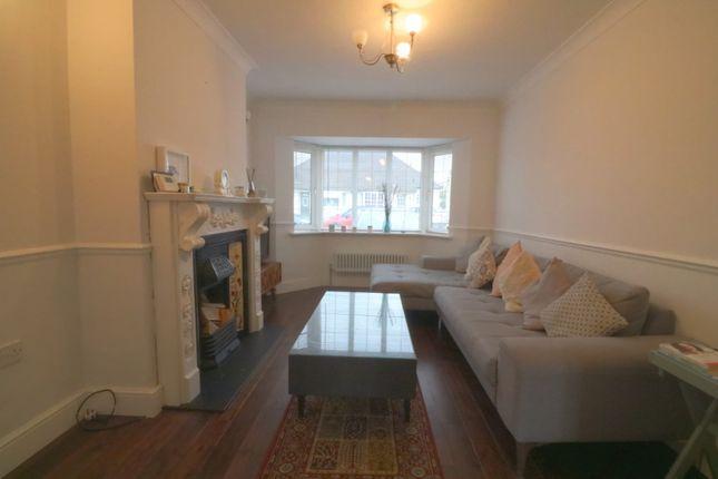 Living Room of Louisa Avenue, Benfleet SS7