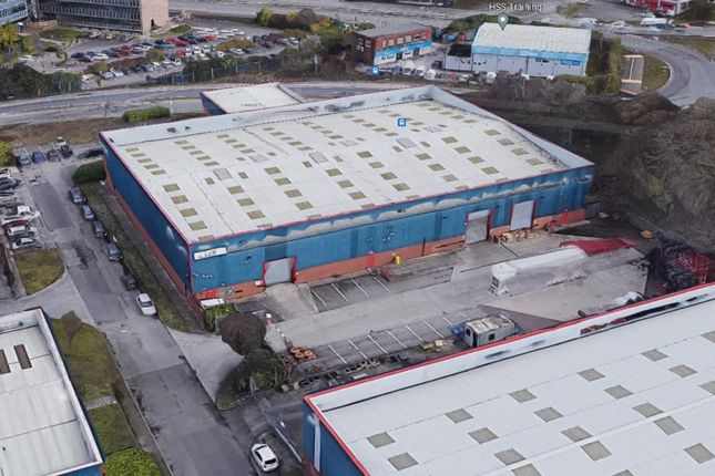 Thumbnail Industrial to let in Parkway 4, Longbridge Road, Trafford Park, Manchester