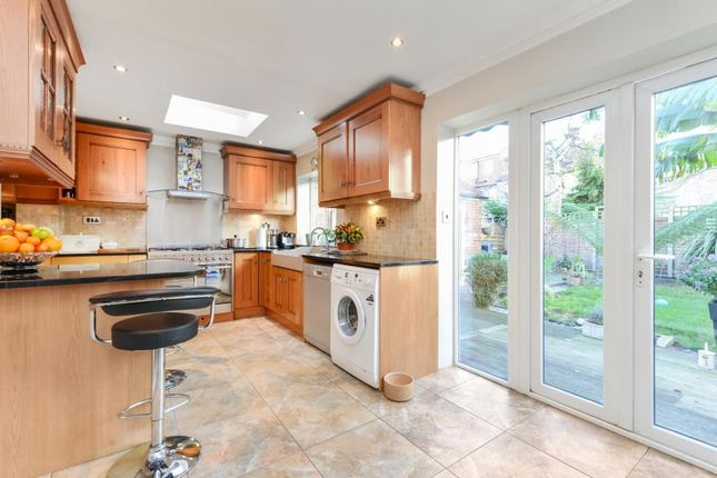Thumbnail Semi-detached house for sale in Erlesmere Gardens, London
