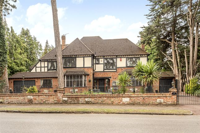 Thumbnail Detached house for sale in Woodlands Road, Bromley