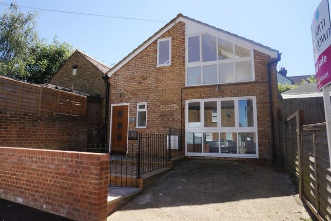 Thumbnail Detached house for sale in Cromwell Road, Hertford