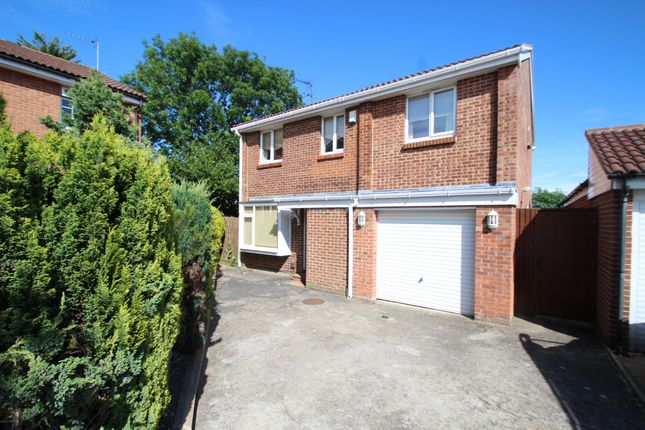 Thumbnail Detached house to rent in Shepherds Close, Orpington