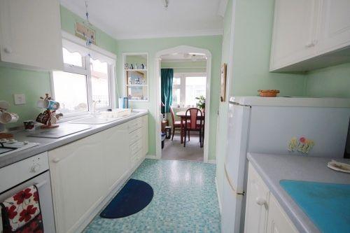 Kitchen of Selwood Park, Kinson, Dorset BH10