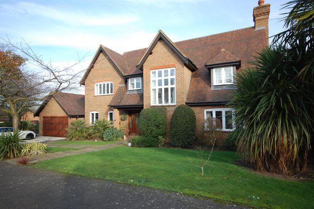 Thumbnail Detached house for sale in Nursery Gardens, Goffs Oak, Waltham Cross