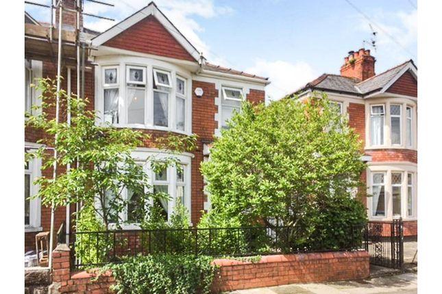 Thumbnail Semi-detached house for sale in Birchfield Crescent, Victoria Park