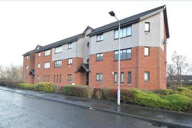 Thumbnail 1 bed flat for sale in Whitesbridge Avenue, Paisley