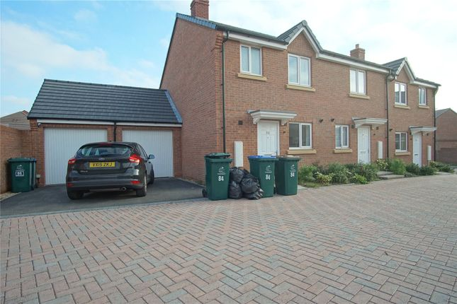 Thumbnail Semi-detached house to rent in Signals Drive, Coventry, West Midlands